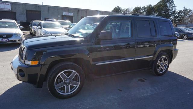 2009 Jeep Patriot Limited 4WD CERTIFIED 2YR WARRANTY *NO ACCIDENT*15 DEALER SERVICE RECORD*