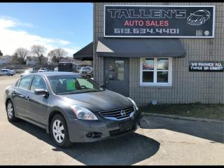 Used 2010 Nissan Altima S for sale in Kingston, ON