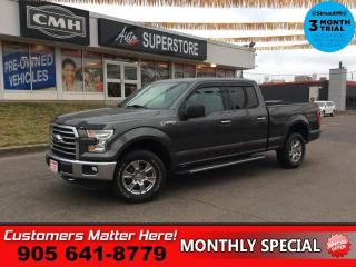 Used 2016 Ford F-150 XLT  XTR-PKG CAM *PRISITNE* SYNC BACKUP-PRO for sale in St. Catharines, ON