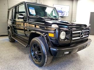 Used 2012 Mercedes-Benz G-Class G 550 AMG PACKAGE, DUAL DVDS for sale in Calgary, AB