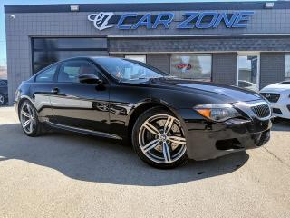 Used 2007 BMW 6 Series M6 V10 COUPE, SERVICED for sale in Calgary, AB