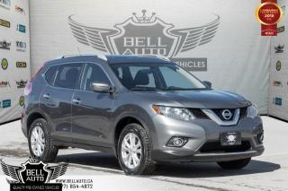 Used 2016 Nissan Rogue SV, AWD, BACK-UP CAM, PANO ROOF, HEATED SEATS, BLUETOOTH, VOICE for sale in Toronto, ON