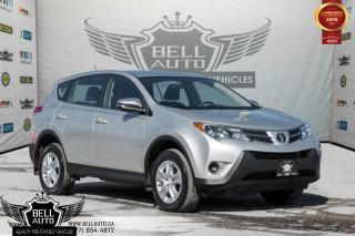 Used 2015 Toyota RAV4 AWD, LE, BLUETOOTH, USB, ECO MODE, CRUISE CONTROL for sale in Toronto, ON