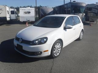 Used 2012 Volkswagen Golf Comfortline 4-Door TDI Diesel for sale in Burnaby, BC