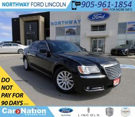 Used 2013 Chrysler 300 Touring | PWR HTD LEATHER | PUSH TO START | for sale in Brantford, ON