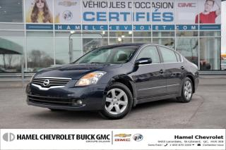Used 2009 Nissan Altima 2.5 S for sale in St-Léonard, QC
