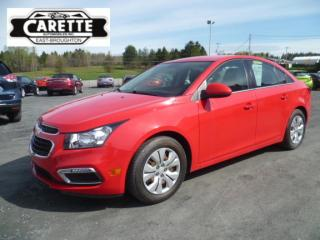 Used 2015 Chevrolet Cruze LT for sale in East broughton, QC