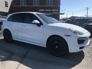 Used 2014 Porsche Cayenne Traction intégrale 4 portes GTS for sale in Laval, QC