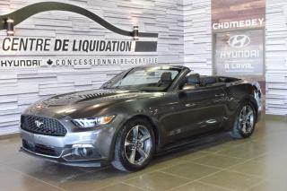 Used 2015 Ford Mustang EcoBoost for sale in Laval, QC