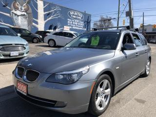 Used 2008 BMW 5 Series 535XI for sale in Toronto, ON