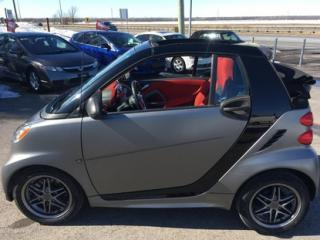 Used 2013 Smart fortwo CONVERTIBLE for sale in Carignan, QC