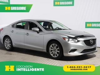 Used 2016 Mazda MAZDA6 GX A/C GR ELECT MAGS for sale in St-Léonard, QC