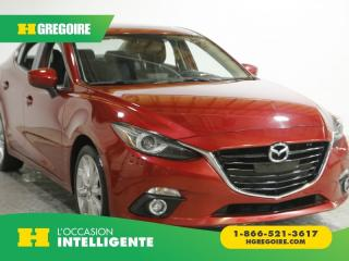 Used 2014 Mazda MAZDA3 GT-SKY TOIT MAGS for sale in St-Léonard, QC