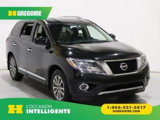 Used 2016 Nissan Pathfinder Sl Awd Cuir Mags for sale in St-Léonard, QC