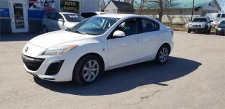 Used 2010 Mazda MAZDA3 140k auto safetied we finance GX for sale in Madoc, ON