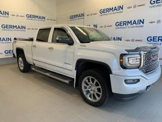 Used 2016 GMC Sierra 1500 SIERRA- DENALI- 4RM- CREW CAB for sale in St-Raymond, QC