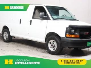 Used 2014 GMC Savana 3500 135 for sale in St-Léonard, QC