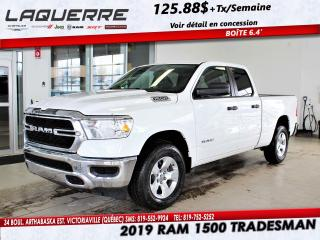 Used 2019 RAM 1500 Tradesman Awd for sale in Victoriaville, QC