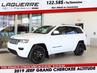 Used 2019 Jeep Grand Cherokee Altitude Awd for sale in Victoriaville, QC