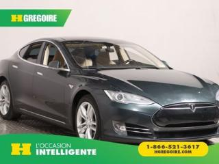 Used 2014 Tesla Model S 85 kWh Battery for sale in St-Léonard, QC