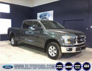 Used 2016 Ford F-150 SCREW, 4X4, V8 5.0L for sale in St-Jérôme, QC