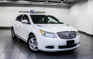 Used 2010 Buick LaCrosse CX 2.4L 1SA for sale in Newmarket, ON