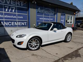 Used 2011 Mazda Miata MX-5 Gs + 75 000 for sale in Boisbriand, QC
