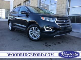 Used 2018 Ford Edge SEL ***PRICE REDUCED*** 3.5L, AWD, SYNC, CLOTH SEATS, BACK UP CAMERA, NO ACCIDENTS for sale in Calgary, AB