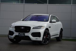 Used 2018 Jaguar F-PACE S AWD for sale in Vancouver, BC