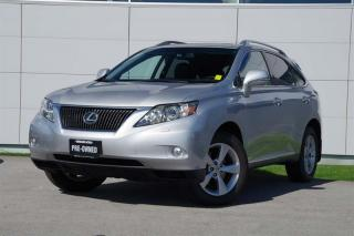 Used 2010 Lexus RX 350 6A *Low Kms* for sale in Vancouver, BC
