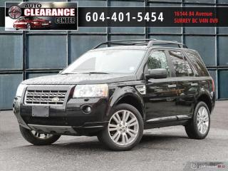 Used 2010 Land Rover LR2 AWD 4dr HSE for sale in Surrey, BC