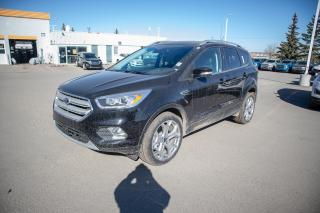 New 2019 Ford Escape Titanium for sale in Okotoks, AB