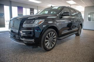 Used 2018 Lincoln Navigator L Select for sale in Okotoks, AB