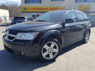 Used 2010 Dodge Journey R/T AWD for sale in Dundas, ON