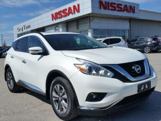 Used 2016 Nissan Murano SV AWD w/NAV,panoramic roof,heated seats,rear camera for sale in Cambridge, ON