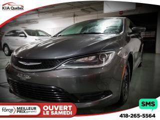 Used 2015 Chrysler 200 Lx Mags Cruise for sale in Québec, QC