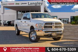 Used 2018 RAM 3500 SLT *LONG BOX* for sale in Surrey, BC