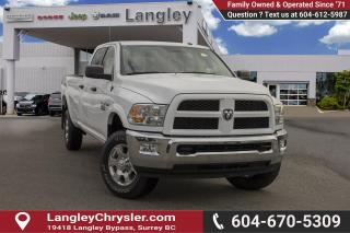 Used 2018 RAM 2500 SLT *LONG BOX* *5.7 GAS* *OUTDOORSMAN* for sale in Surrey, BC