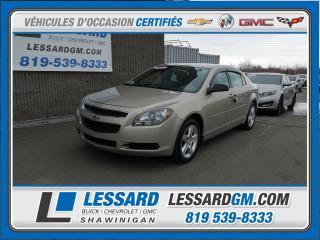 Used 2011 Chevrolet Malibu Ls, A/c, Regulateur for sale in Shawinigan, QC