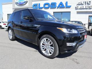 Used 2017 Land Rover Range Rover Sport Supercharged Autobiography for sale in Ottawa, ON