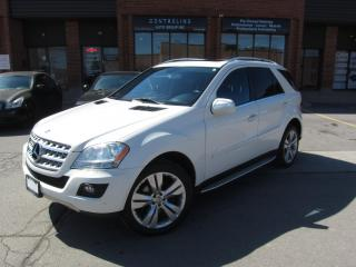 Used 2009 Mercedes-Benz ML-Class 3.5L/ 4MATIC /$11,495+HST+LIC FEES / CERTIFIED for sale in North York, ON