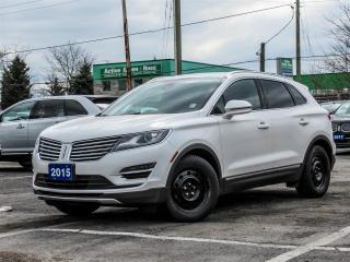 Used 2015 Lincoln MKC SELECT!! LEATHER! PANORAMIC ROOF! AWD! NAVIGATION! for sale in Thornhill, ON