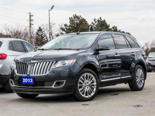 Used 2013 Lincoln MKX for sale in Thornhill, ON