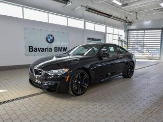 Used 2016 BMW M4 Coupe for sale in Edmonton, AB