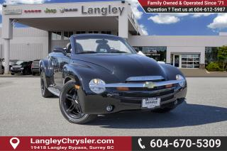 Used 2003 Chevrolet SSR *UNIQUE TRUCK * *V8* for sale in Surrey, BC