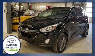 Used 2015 Hyundai Tucson GLS 4 portes TI BA for sale in Val-David, QC