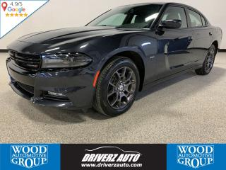 Used 2018 Dodge Charger GT CLEAN CARFAX, AWD, COOLED SEATS for sale in Calgary, AB