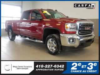 Used 2018 GMC Sierra 2500 SLE for sale in St-Georges, QC