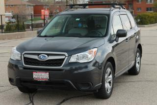 Used 2015 Subaru Forester 2.5i ONLY 80K | AWD | CERTIFIED for sale in Waterloo, ON