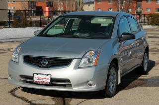 Used 2012 Nissan Sentra 2.0 CERTIFIED for sale in Waterloo, ON